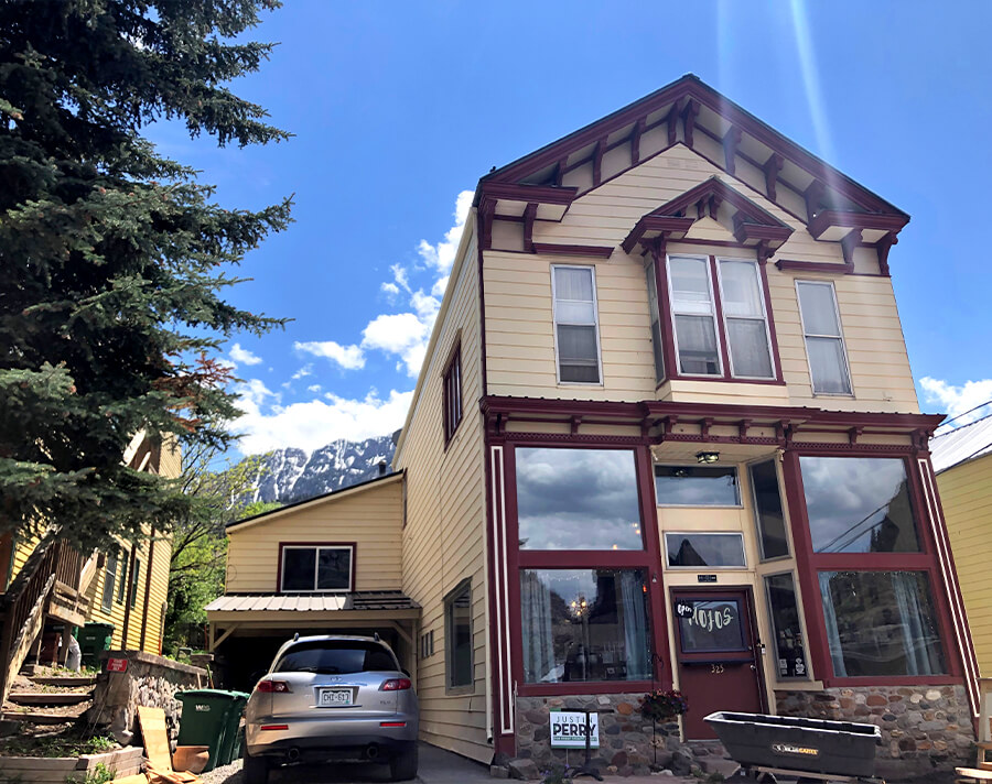 Apartments for rent Ouray CO