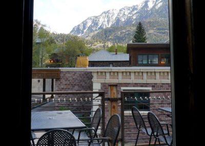 The Bellehaus Ouray Colorado