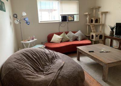 Thomas Jefferson Apartment Living Space