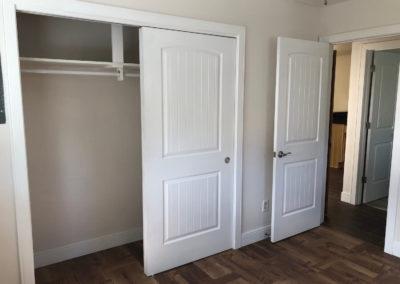 Benton Bedroom Closet in Ouray Colorado