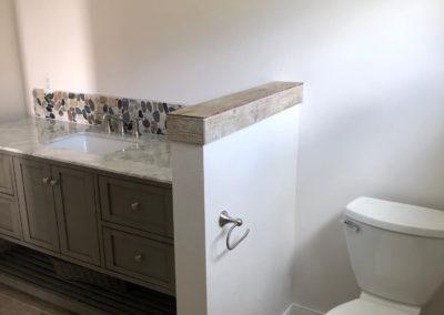 Benton Bathroom in Ouray Colorado