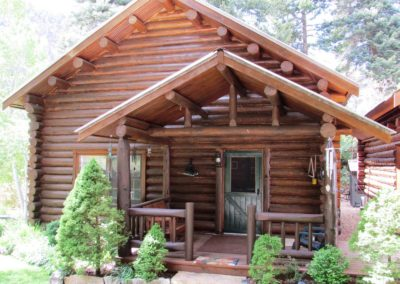 Loretta Cabin Rental in Ouray Colorado