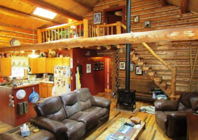 Loretta Cabin for Rent in Ouray Colorado