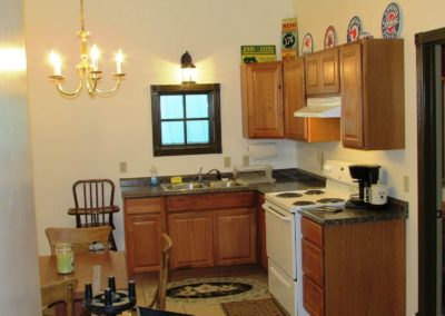 Loretta Condo Kitchen in Ouray Colorado