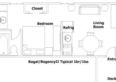 The Regal Apartment in Boulder Colorado