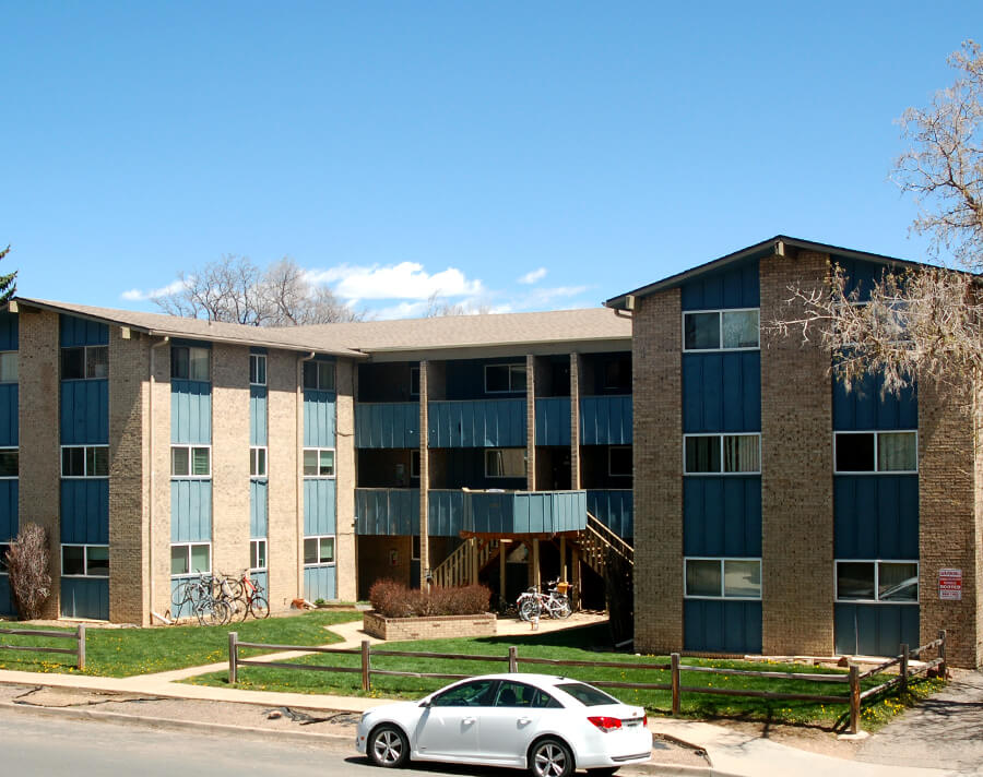 Thomas Jefferson Boulder Apartments