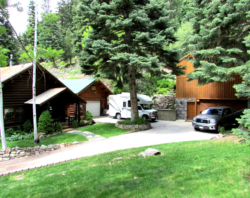 Ouray Colorado Cabin Apartments