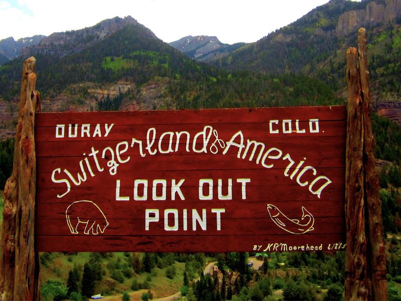 Lookout Ouray